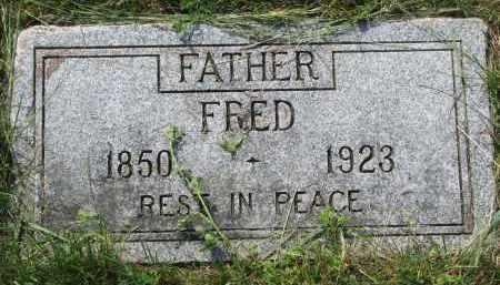 MILLER, FRED - Cedar County, Nebraska   FRED MILLER - Nebraska Gravestone Photos