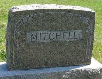 MITCHELL, FAMILY - Cedar County, Nebraska | FAMILY MITCHELL - Nebraska Gravestone Photos