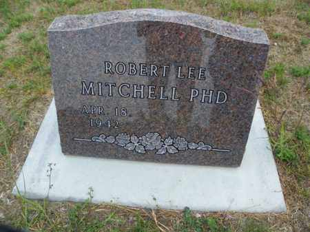 MITCHELL, ROBERT LEE (P.H.D.) - Cedar County, Nebraska | ROBERT LEE (P.H.D.) MITCHELL - Nebraska Gravestone Photos