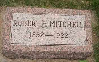 MITCHELL, ROBERT H - Cedar County, Nebraska | ROBERT H MITCHELL - Nebraska Gravestone Photos
