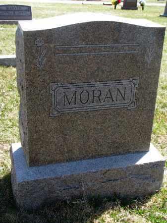 MORAN, FAMILY STONE - Cedar County, Nebraska | FAMILY STONE MORAN - Nebraska Gravestone Photos