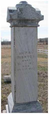 MORTEN, HENRY - Cedar County, Nebraska   HENRY MORTEN - Nebraska Gravestone Photos