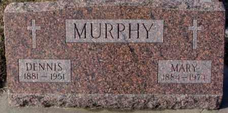 MURPHY, DENNIS - Cedar County, Nebraska | DENNIS MURPHY - Nebraska Gravestone Photos