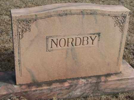 NORDBY, FAMILY STONE - Cedar County, Nebraska | FAMILY STONE NORDBY - Nebraska Gravestone Photos
