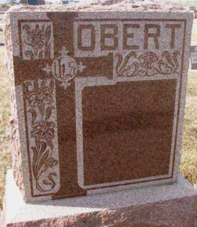 OBERT, PLOT - Cedar County, Nebraska | PLOT OBERT - Nebraska Gravestone Photos