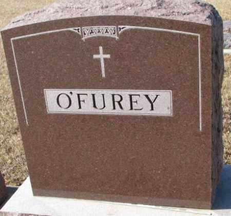 O'FUREY, PLOT - Cedar County, Nebraska   PLOT O'FUREY - Nebraska Gravestone Photos