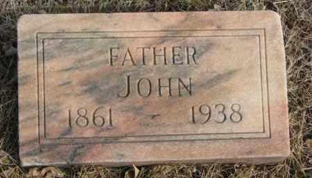 OLSON, JOHN - Cedar County, Nebraska | JOHN OLSON - Nebraska Gravestone Photos