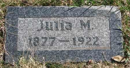 PADEN, JULIA - Cedar County, Nebraska | JULIA PADEN - Nebraska Gravestone Photos