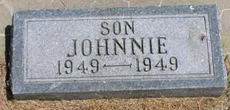 PFLANZ, JOHNNIE - Cedar County, Nebraska   JOHNNIE PFLANZ - Nebraska Gravestone Photos