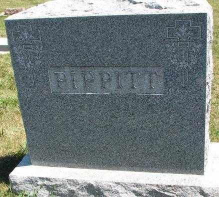 PIPPITT, PLOT - Cedar County, Nebraska | PLOT PIPPITT - Nebraska Gravestone Photos