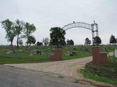 *RANDOLPH ST. FRANCES, OVERVIEW - Cedar County, Nebraska | OVERVIEW *RANDOLPH ST. FRANCES - Nebraska Gravestone Photos