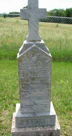 REIFENRATH, FRANK W. - Cedar County, Nebraska   FRANK W. REIFENRATH - Nebraska Gravestone Photos