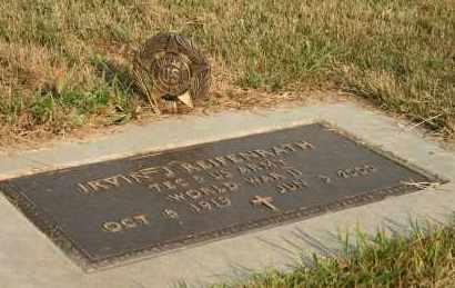 REIFENRATH, IRVIN J - Cedar County, Nebraska   IRVIN J REIFENRATH - Nebraska Gravestone Photos
