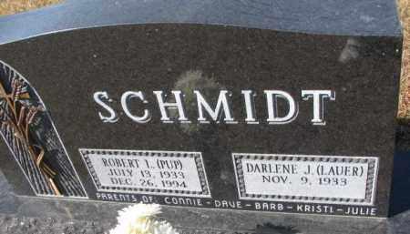 SCHMIDT, DARLENE J. - Cedar County, Nebraska | DARLENE J. SCHMIDT - Nebraska Gravestone Photos