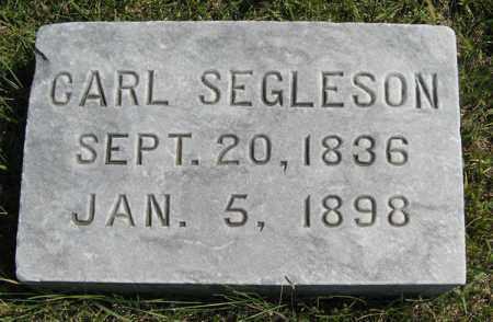 SEGLESON, CARL - Cedar County, Nebraska   CARL SEGLESON - Nebraska Gravestone Photos