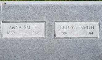 SMITH, GEORGE - Cedar County, Nebraska | GEORGE SMITH - Nebraska Gravestone Photos