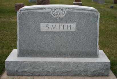 SMITH, FAMILY - Cedar County, Nebraska | FAMILY SMITH - Nebraska Gravestone Photos