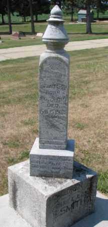 SMITH, INFANT SON - Cedar County, Nebraska | INFANT SON SMITH - Nebraska Gravestone Photos