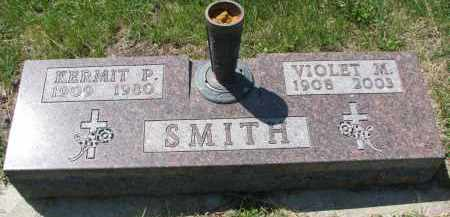 SMITH, KERMIT P. - Cedar County, Nebraska | KERMIT P. SMITH - Nebraska Gravestone Photos
