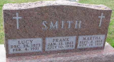 SMITH, FRANK - Cedar County, Nebraska | FRANK SMITH - Nebraska Gravestone Photos