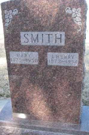 SMITH, MARY - Cedar County, Nebraska | MARY SMITH - Nebraska Gravestone Photos