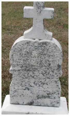 SMITH, MARGARET G. - Cedar County, Nebraska | MARGARET G. SMITH - Nebraska Gravestone Photos