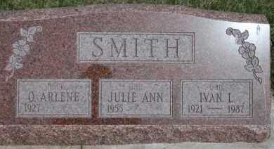 SMITH, O ARLENE - Cedar County, Nebraska | O ARLENE SMITH - Nebraska Gravestone Photos