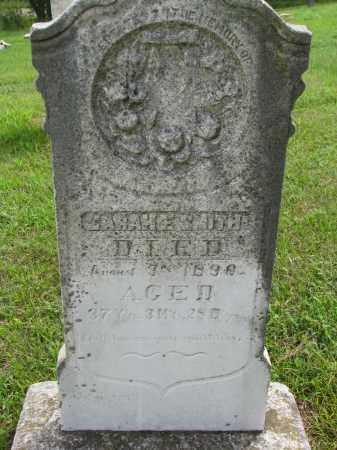 SMITH, SARAH E. - Cedar County, Nebraska | SARAH E. SMITH - Nebraska Gravestone Photos
