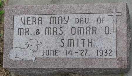 SMITH, VERA MAY - Cedar County, Nebraska   VERA MAY SMITH - Nebraska Gravestone Photos