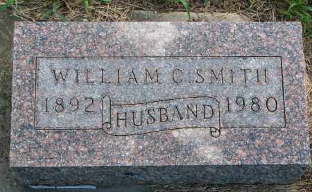 SMITH, WILLIAM C. - Cedar County, Nebraska   WILLIAM C. SMITH - Nebraska Gravestone Photos