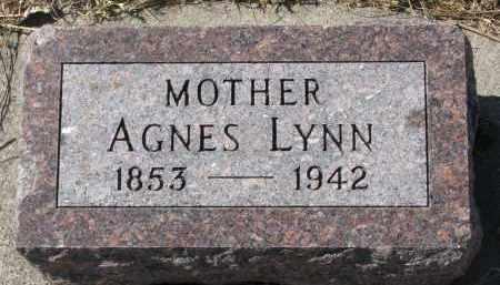 STEPHENSON, AGNES LYNN - Cedar County, Nebraska | AGNES LYNN STEPHENSON - Nebraska Gravestone Photos