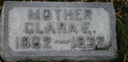 STUKAS, CLARA E - Cedar County, Nebraska | CLARA E STUKAS - Nebraska Gravestone Photos