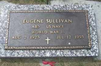 SULLIVAN, EUGENE - Cedar County, Nebraska | EUGENE SULLIVAN - Nebraska Gravestone Photos