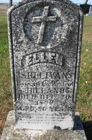 SULLIVAN, ELLEN - Cedar County, Nebraska | ELLEN SULLIVAN - Nebraska Gravestone Photos