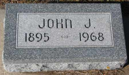 THIELEN, JOHN J. - Cedar County, Nebraska   JOHN J. THIELEN - Nebraska Gravestone Photos