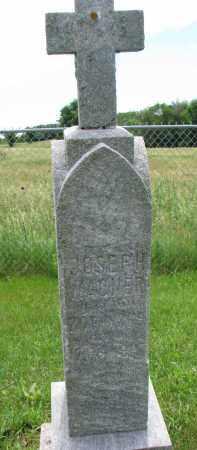 WAGNER, JOSEPH - Cedar County, Nebraska | JOSEPH WAGNER - Nebraska Gravestone Photos
