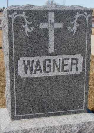 WAGNER, PLOT - Cedar County, Nebraska | PLOT WAGNER - Nebraska Gravestone Photos