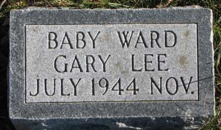 WARD, GARY LEE - Cedar County, Nebraska   GARY LEE WARD - Nebraska Gravestone Photos