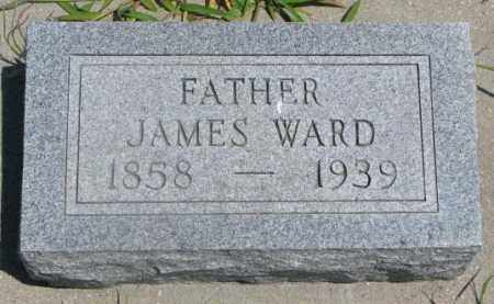 WARD, JAMES - Cedar County, Nebraska | JAMES WARD - Nebraska Gravestone Photos