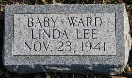 WARD, LINDA LEE - Cedar County, Nebraska | LINDA LEE WARD - Nebraska Gravestone Photos
