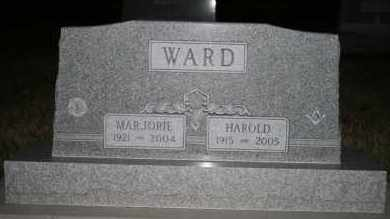 WARD, MARJORIE - Cedar County, Nebraska | MARJORIE WARD - Nebraska Gravestone Photos