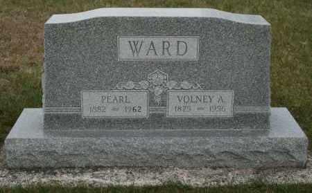 WARD, PEARL - Cedar County, Nebraska | PEARL WARD - Nebraska Gravestone Photos