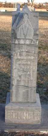BONNER, LEWIS C. - Chase County, Nebraska | LEWIS C. BONNER - Nebraska Gravestone Photos