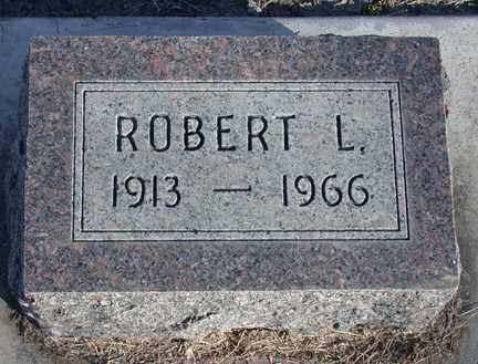 BONNER, ROBERT LEROY - Chase County, Nebraska | ROBERT LEROY BONNER - Nebraska Gravestone Photos
