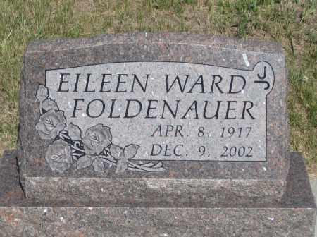 WARD FOLDENAUER, EILEEN - Cherry County, Nebraska | EILEEN WARD FOLDENAUER - Nebraska Gravestone Photos