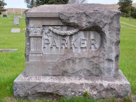 PARKER, FAMILY - Cherry County, Nebraska | FAMILY PARKER - Nebraska Gravestone Photos