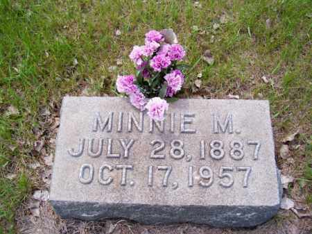 PARKER, MINNIE M. - Cherry County, Nebraska | MINNIE M. PARKER - Nebraska Gravestone Photos