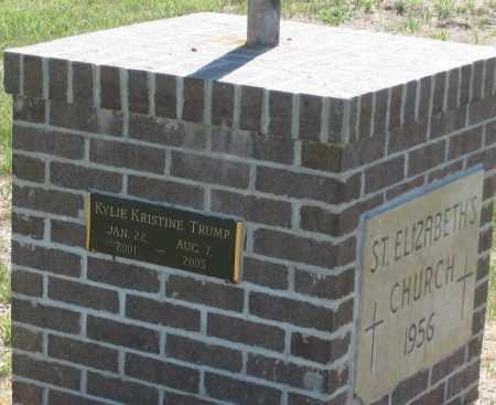 TRUMP, KYLE KRISTINE (2) - Cherry County, Nebraska | KYLE KRISTINE (2) TRUMP - Nebraska Gravestone Photos
