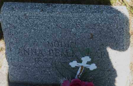 WARD, ANNA BELLE - Cherry County, Nebraska | ANNA BELLE WARD - Nebraska Gravestone Photos