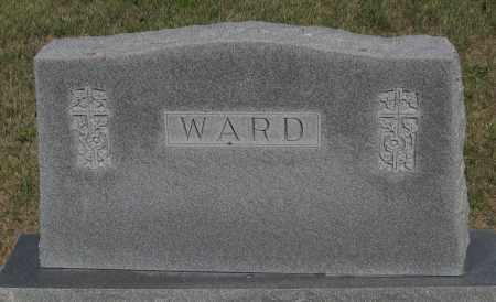 WARD, FAMILY STONE - Cherry County, Nebraska   FAMILY STONE WARD - Nebraska Gravestone Photos